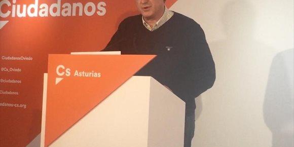 9. Ciudadanos se suma a la petición de Premio Princesa de Asturias de la Concordia para la Brigada de Salvamento Minero