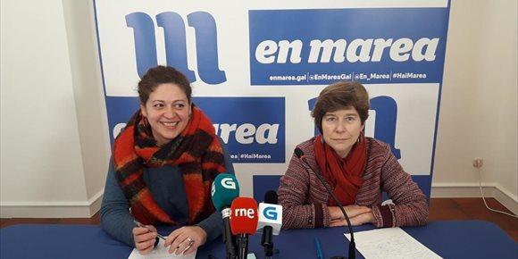 10. En Marea aspira a ratificar en marzo su alianza para las europeas, que negocia con Podemos, Compromís o Varoufakis
