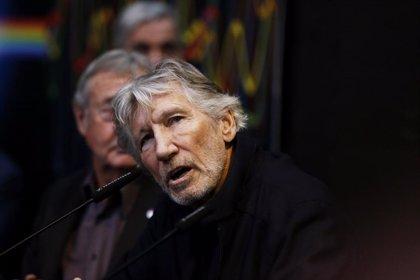 La faceta más solidaria de Roger Waters (avión privado mediante)
