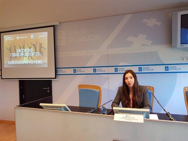 Encuentro de Corresponsales juveniles en Galicia