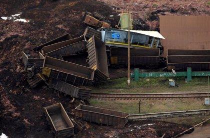 Al menos 413 desaparecidos por la rotura de la presa en Brumadinho (Brasil)