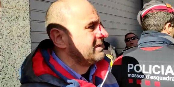 1. Ciudadanos denuncia la agresión a un concejal de su partido en Girona