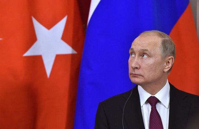 Putin meets Erdogan in Moscow