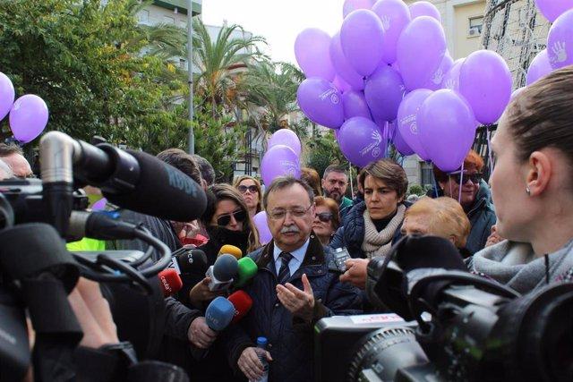 El presidente de la Ciudad Autónoma de Ceuta, Juan Vivas, en una foto de archivo