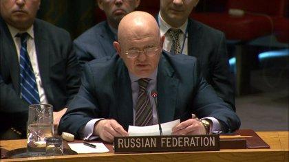 Rusia acusa a EEUU de dar un golpe de Estado en Venezuela