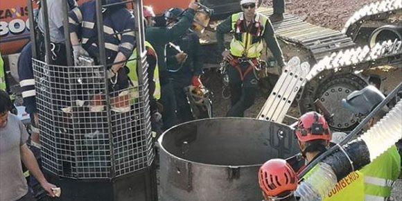10. Los mineros que han rescatado el cuerpo sin vida de Julen destacan que han trabajado lo mejor que han podido