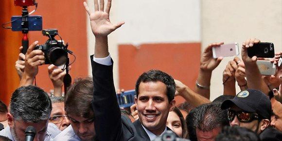 1. España, Francia y Alemania redoblan la presión sobre Maduro y reconocerán a Guaidó si no convoca elecciones en ocho días
