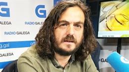 El portavoz de Anova y viceportavoz de En Marea en el Parlamento de Galicia, Ant