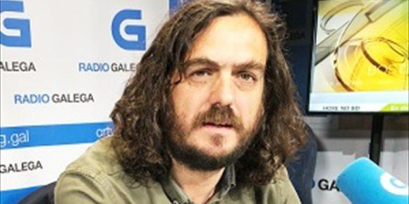 4. Antón Sánchez (Anova) niega que su formación ofreciese al BNG concurrir de forma conjunta a las europeas