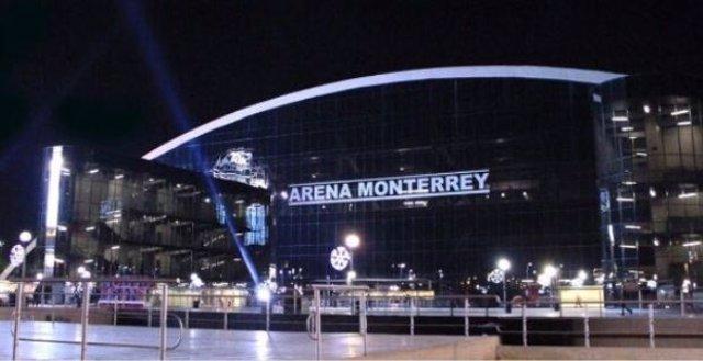 Arena Monterrey en México, el recinto más activo de Iberoamérica