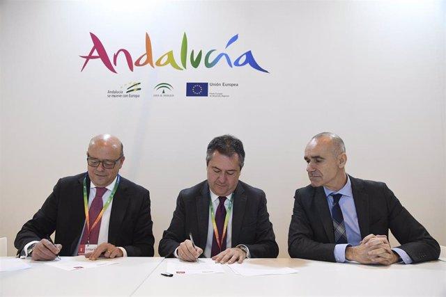 [Sevilla] Nota De Prensa Y Foto Acuerdo Movelia