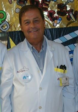 El jefe del servicio de Pediatría de La Arrixaca, Manuel Sánchez-Solís