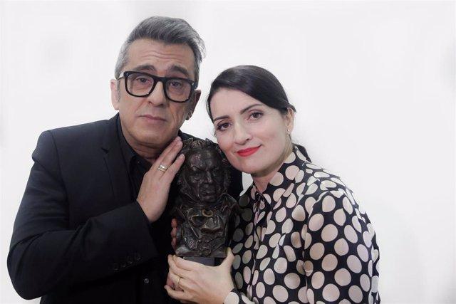 Entrevista de Europa Press a Andreu Buenafuente y Silvia Abril, presentadores de
