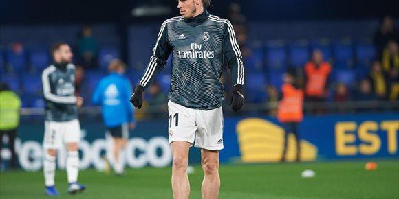 10. Bale regresa a la convocatoria del Real Madrid ante el Espanyol