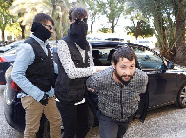 Imagen de archivo del condenado por el crimen de Parque Amate y acusado por la v