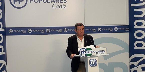 3. PP instará a la Diputación de Cádiz a impulsar un foro para elaborar un plan ante la despoblación en municipios pequeños