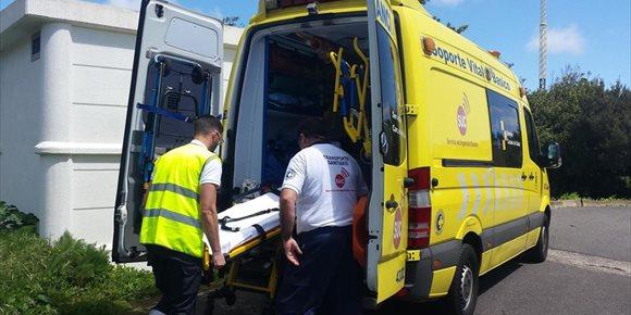 2. Heridas de carácter moderado dos jóvenes durante una pelea entre varias personas en Santa Cruz de Tenerife