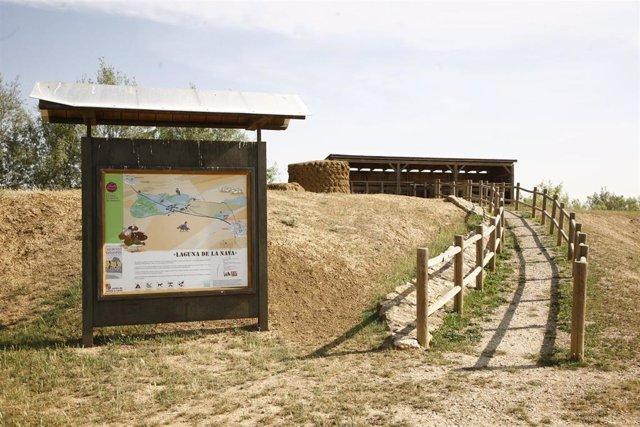 Palencia.- Laguna de La Nava