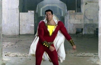 """Liga de la Justicia tendrá """"cero"""" influencia en Shazam!"""