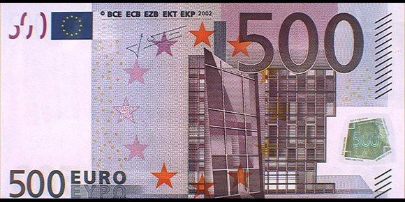 6. El Banco de España deja de emitir billetes de 500 euros desde este domingo