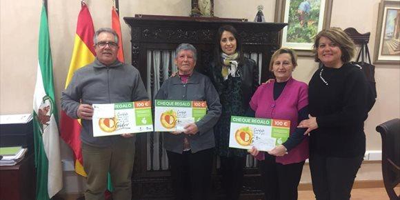 6. Diputación de Almería cierra la primera fase de la campaña de promoción del comercio local en Gádor