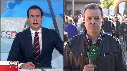 """Canal Sur destaca el """"respaldo"""" de la audiencia """"al amplio despliegue"""" por el caso Julen"""