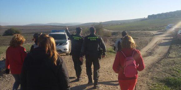 6. Localizan el cuerpo sin vida del anciano desaparecido en Marchena (Sevilla) desde diciembre