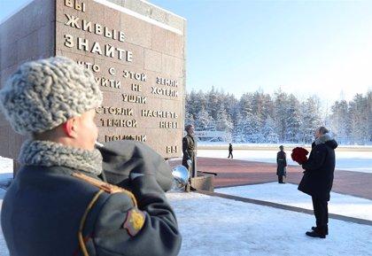 Alemania dona 12 millones a Rusia en la conmemoración del fin del asedio a Leningrado