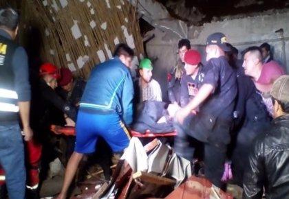 El colapso de una pared deja al menos 15 muertos y 29 heridos durante una boda en un hotel de Perú