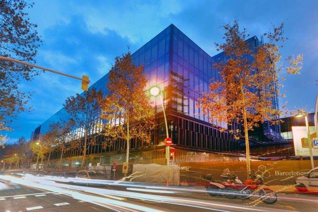 El nou edifici de l'Institut Municipal d'Hisenda de Barcelona
