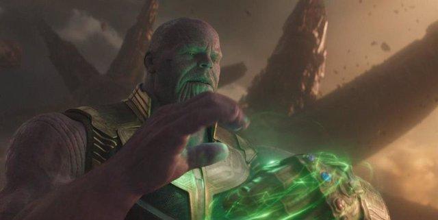 Thanos Vengadores Endgame