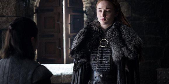 4. Sophie Turner denuncia un meme racista de Juego de tronos protagonizado por Sansa Stark