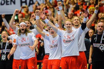 Dinamarca gana en casa su primer Mundial y logra un billete para Tokio 2020