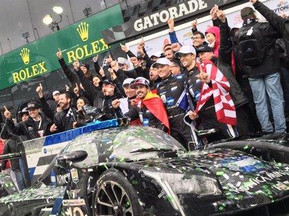 Fernando Alonso añade las 24 Horas de Daytona a su palmarés