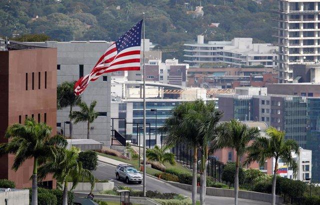 Embajada de Estados Unidos en Caracas