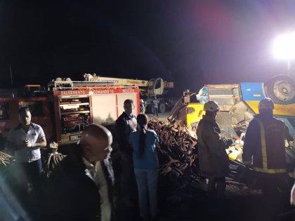 Mueren tres personas y más de 170 resultan heridas a causa del paso de un tornado por Cuba
