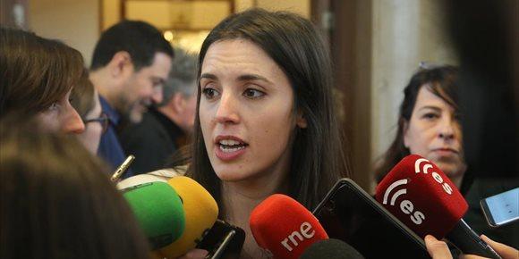 4. Podem s'obri a dialogar amb Errejón sense descartar una candidatura d'unitat per a la Comunitat de Madrid