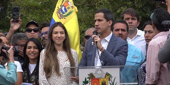 5. Quins països reconeixen Juan Guaidó com a president de Veneçuela?