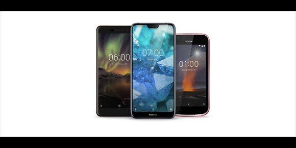 4. HMD presentará su nuevo 'smartphone' con cinco cámaras durante el Mobile World Congress 2019