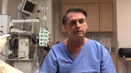 Bolsonaro se prepara para la tercera intervención quirúrgica tras el atentado