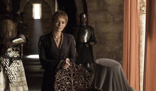 Lena Headey es Cersei Lannister