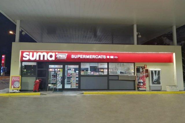 Suma obre quatre supermercats a Andorra
