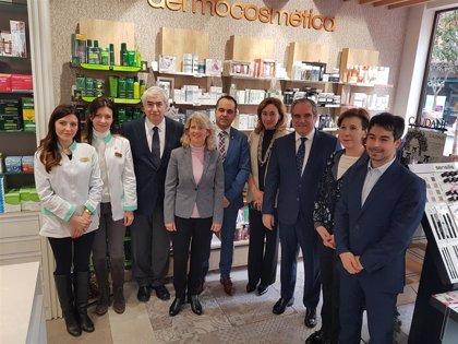 Una farmacia de Logroño realiza con éxito la primera prueba real del sistema de verificación de medicamentos