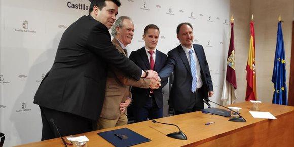 3. 1,5 millones para que el Centro de Hidrógeno de Puertollano mejore sus instalaciones
