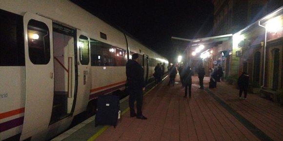 3. El Ministerio de Fomento dice que el ferrocarril extremeño acumula un déficit de inversión de 665 millones desde 2012