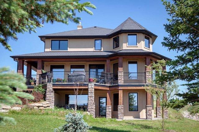 """Tener una """"mansión"""" por menos de 20 euros en Canadá es tan sencillo como convenc"""
