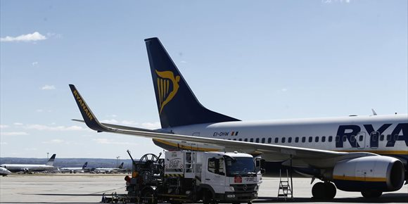 2. Ryanair, condenada a indemnizar con 1.869 euros a dos pasajeros perjudicados por la huelga