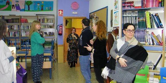 5. Representantes de los países participantes en Butterfly se reúnen en Granada para organizar actividades del proyecto