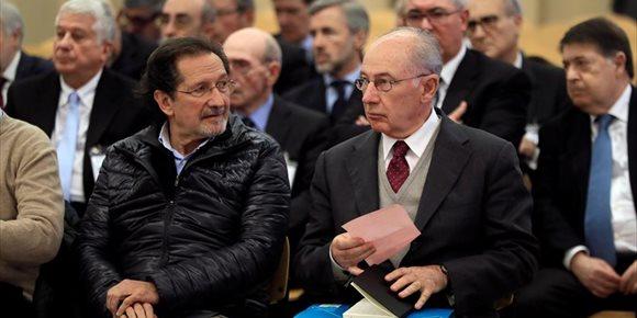 9. El juí de Bankia es reprendrà el 4 de febrer amb l'interrogatori a Rato
