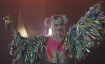 Harley Quinn se lo pasa en grande en el  loco teaser de Birds of Prey